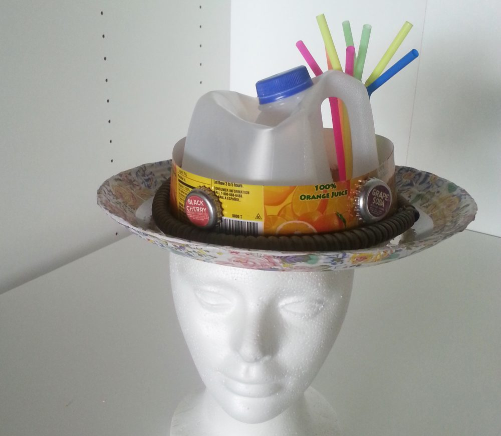 """Trash"" Hat for TV Show, ""School of Rock"""